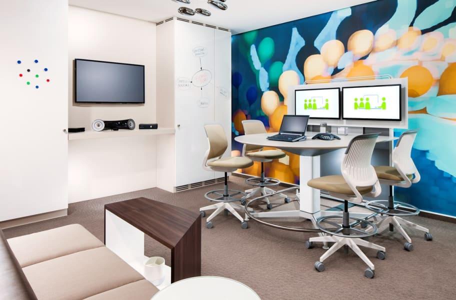 Business Traveller hotel workspace Westin Tangent