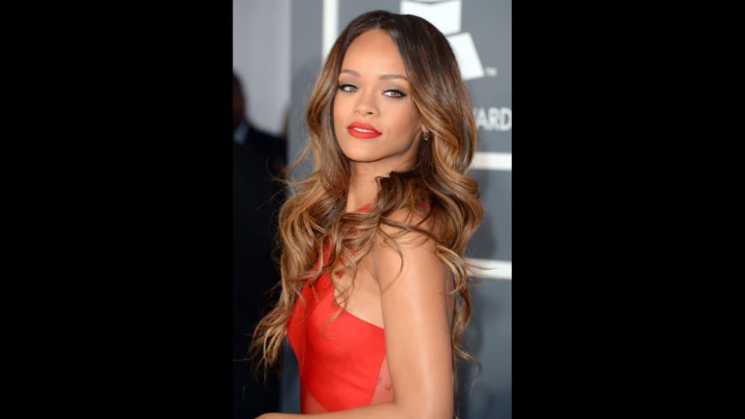 Rihanna February 2013