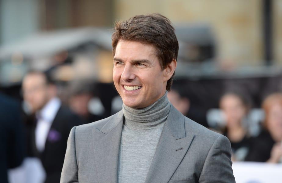 Tom Cruise April 10 2013
