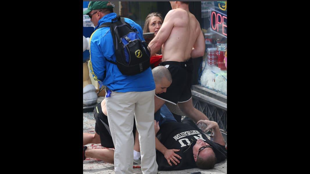 Boston marathon explosion 12