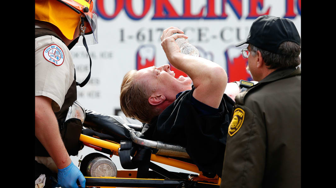18 boston marathon explosion