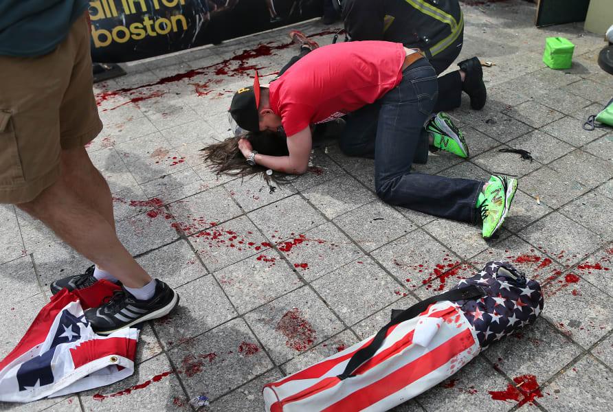 23 boston marathon explosion