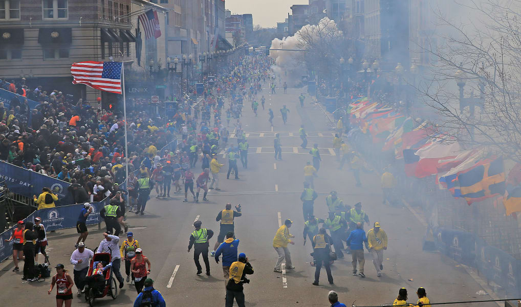 24 boston marathon explosion