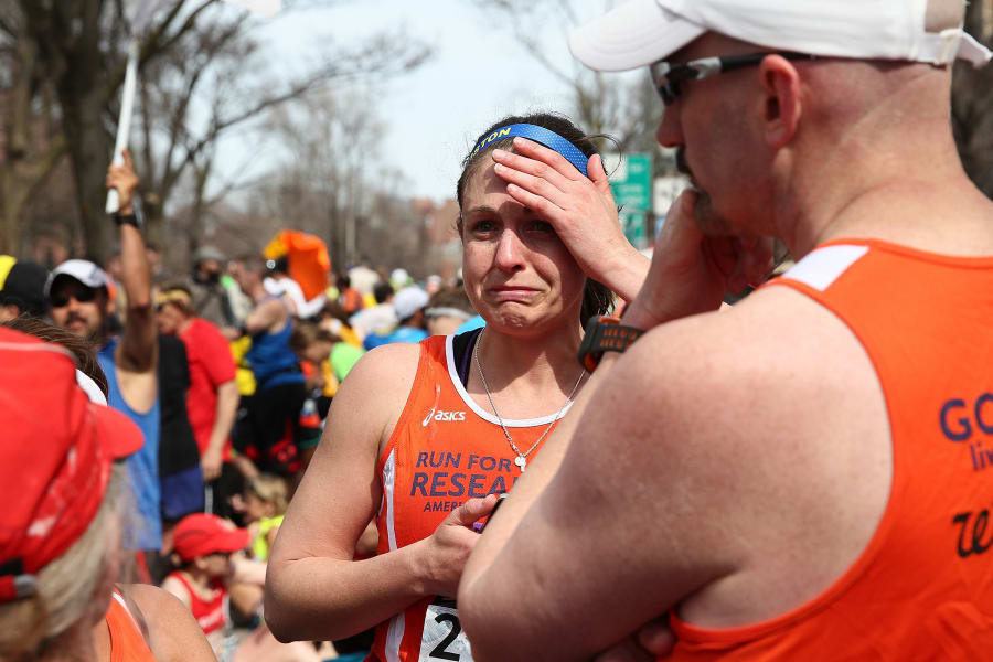 27 boston marathon explosion
