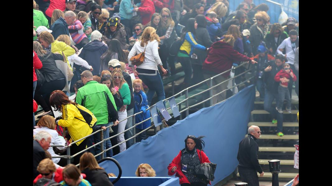46 boston marathon explosion