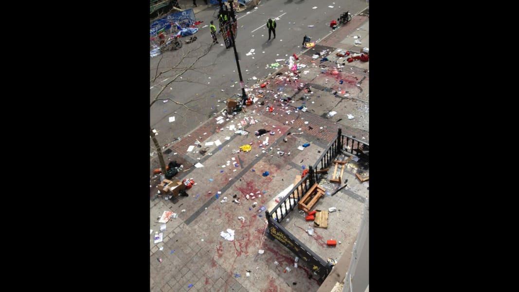 49 boston marathon explosion