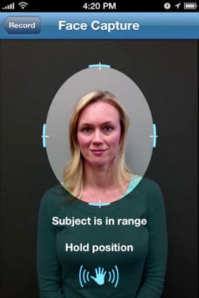 aoptix face scanner