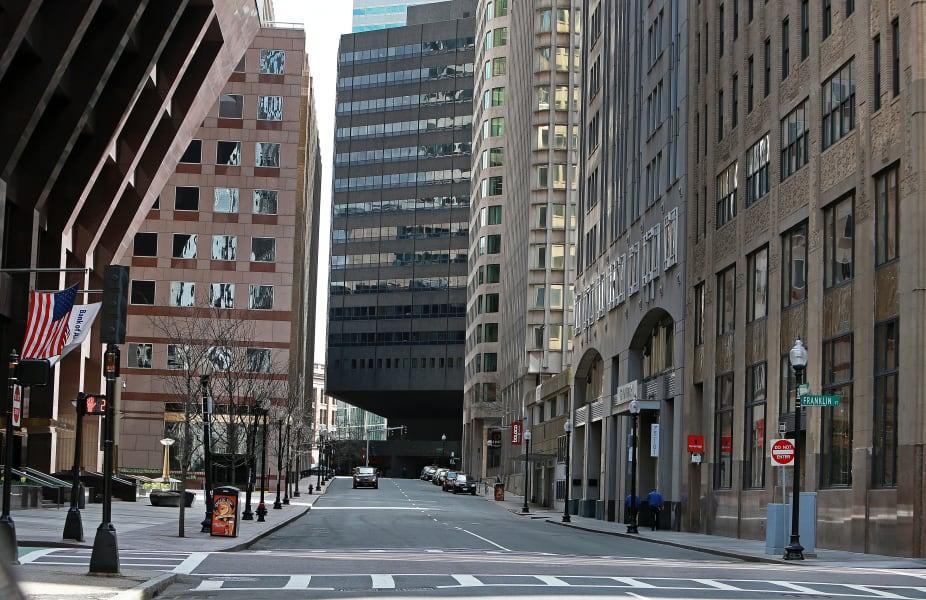 19 boston ghost town