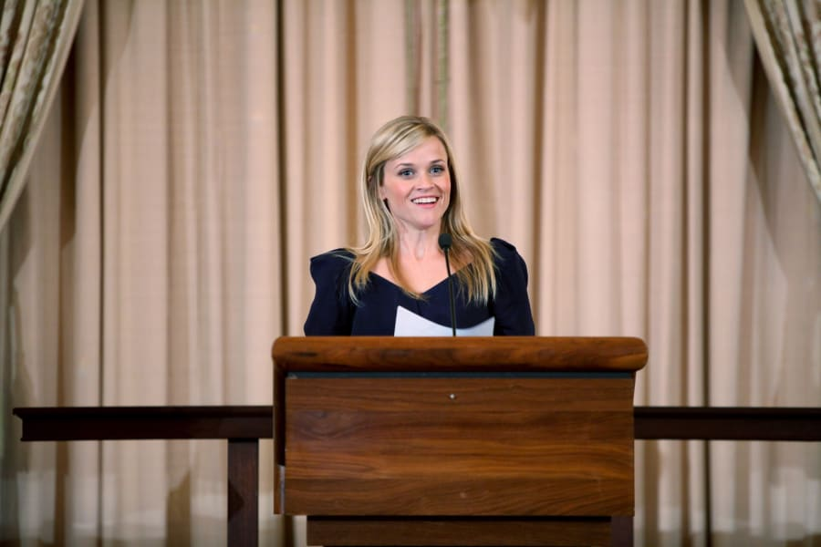 Reese Witherspoon quotes speaking