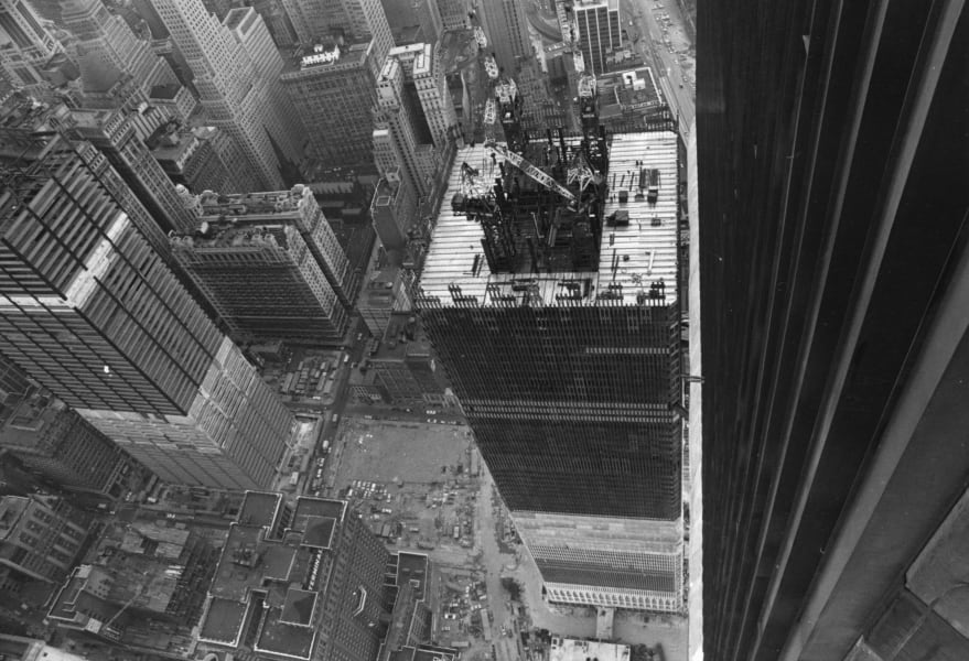 twin towers historical 11