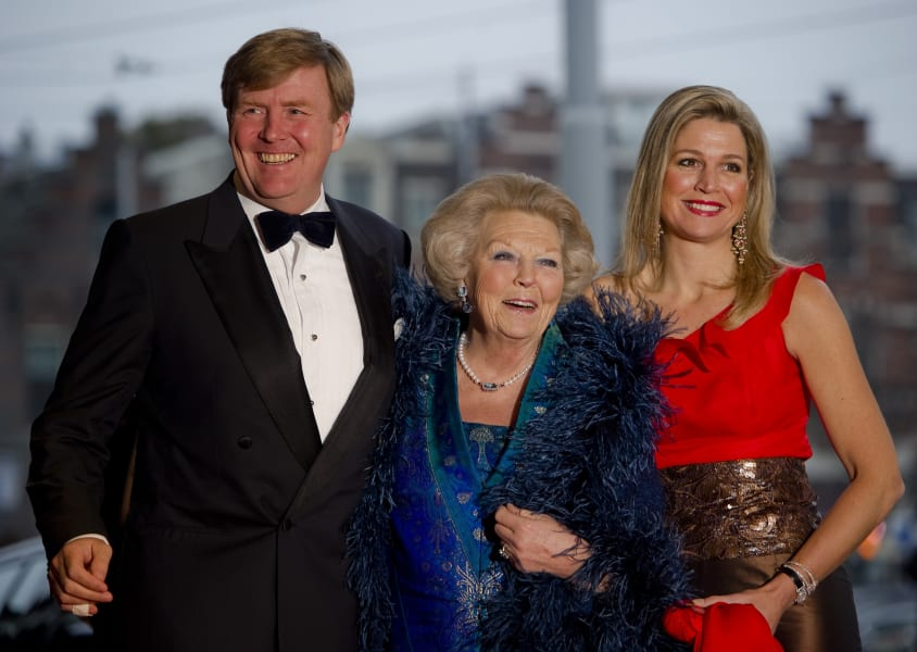 Dutch royal family 12