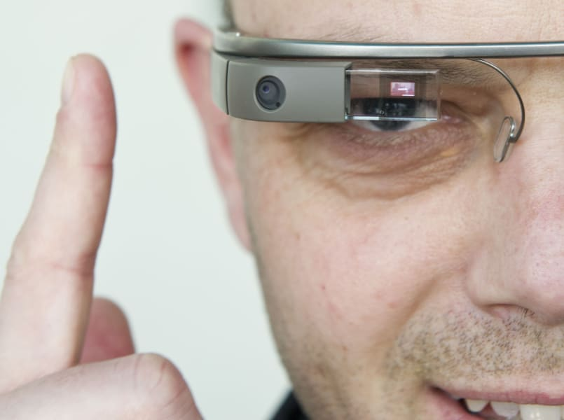 Blueprint Google Glass