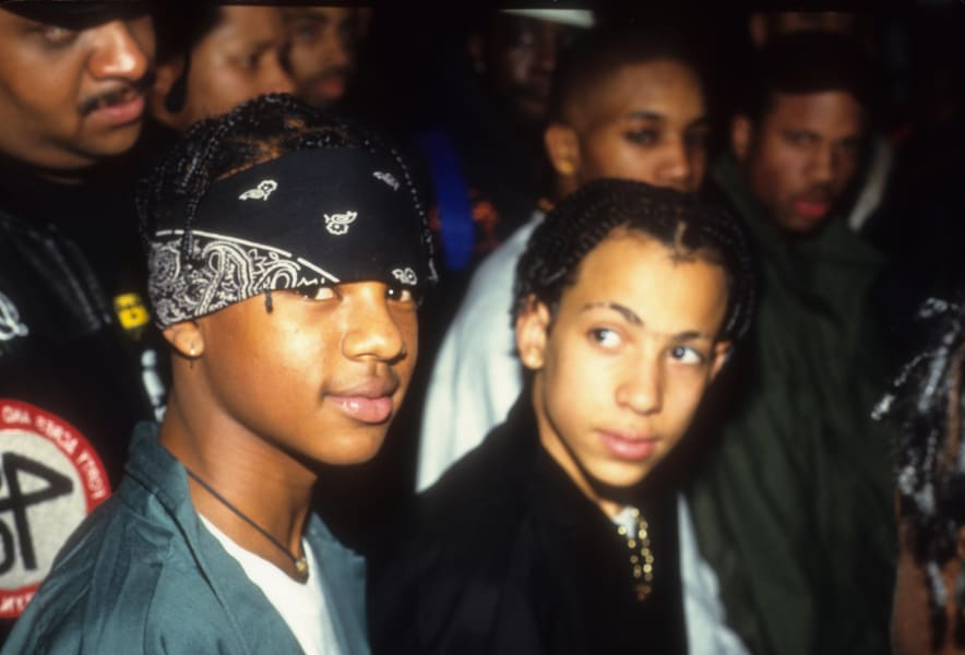 Remembering '90s rap
