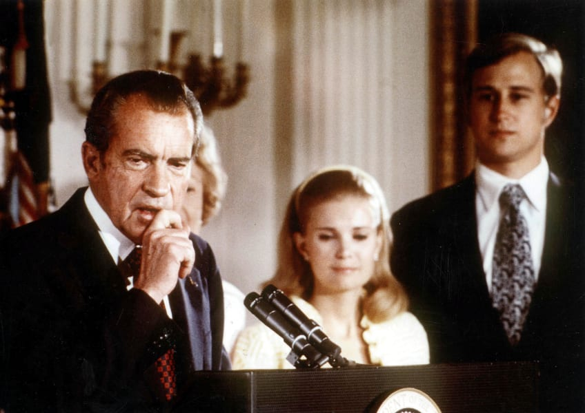 02 presidential scandals