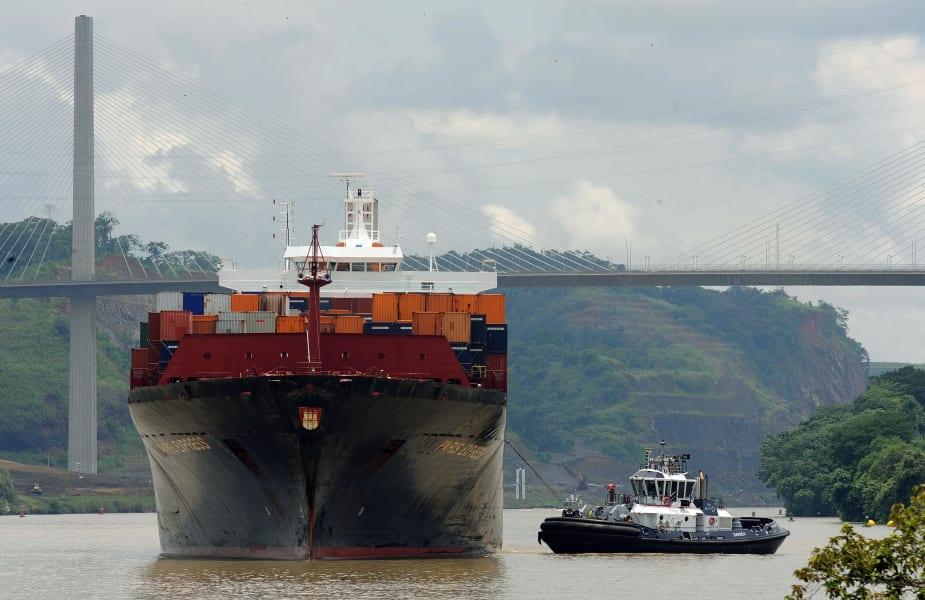 Panama Canal Getty inline
