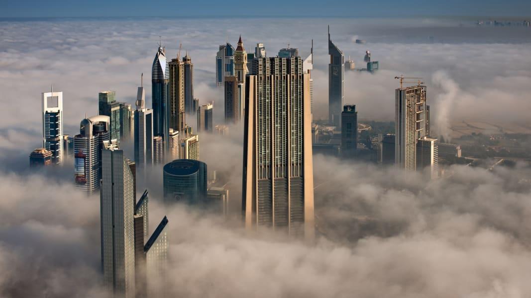 02 dubai skyline