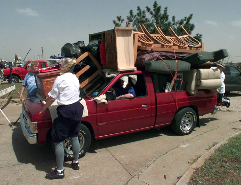 05 1999 Oklahoma tornado