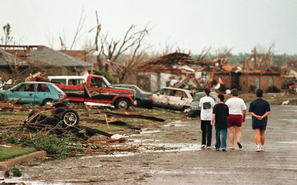 08 1999 Oklahoma tornado