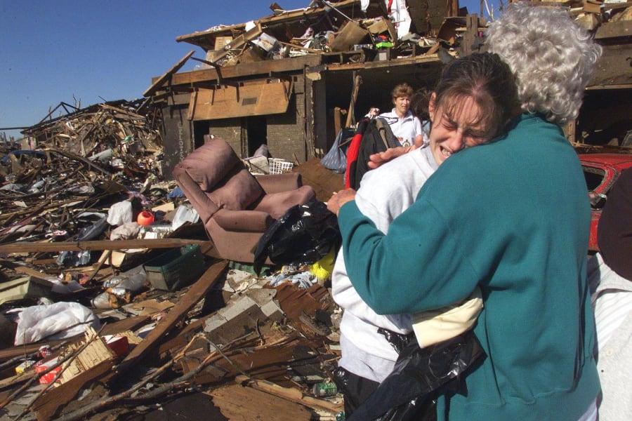 01 1999 Oklahoma tornado