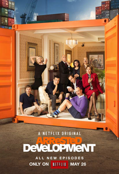 arrested development still