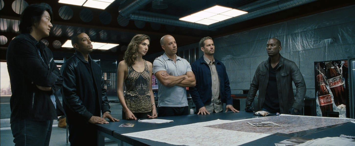 Fast Furious cast movie still