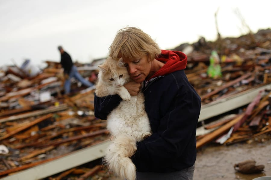 13 animals oklahoma tornado