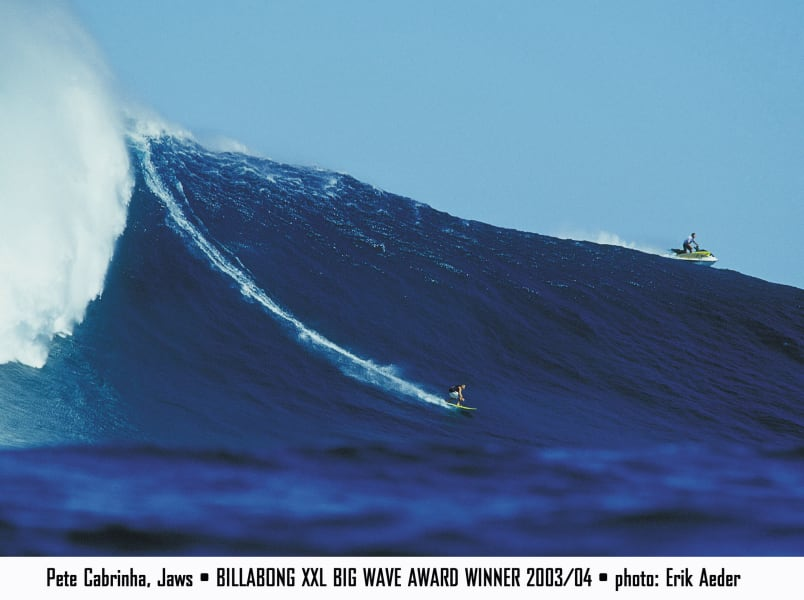 big wave jaws maui