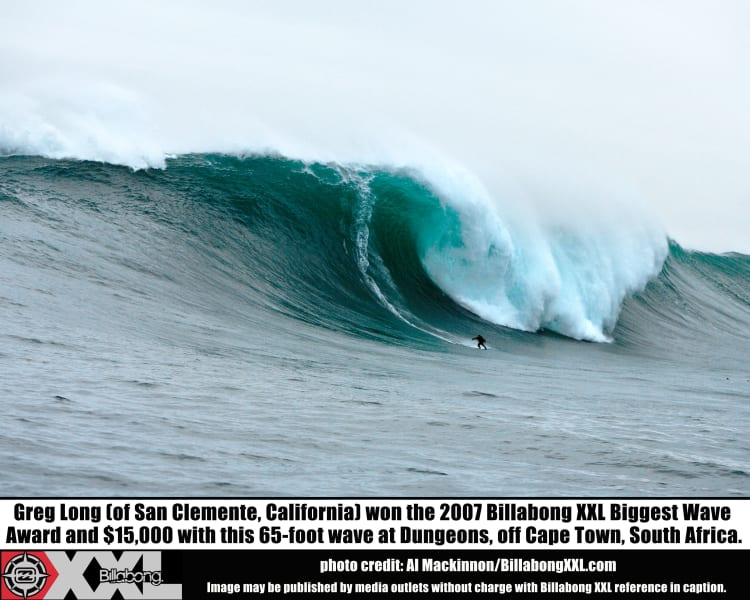 big wave dungeons south africa