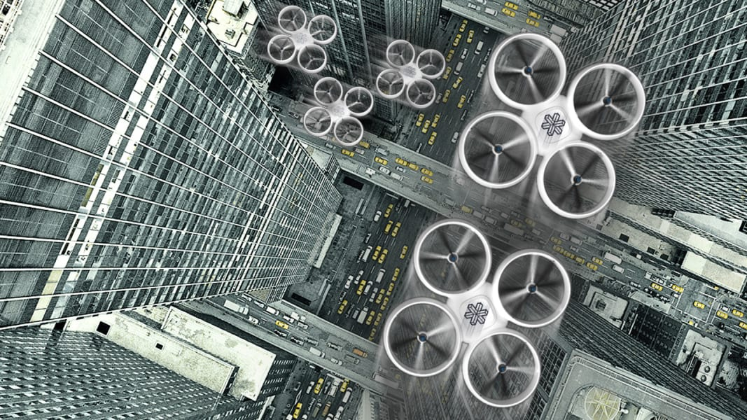 matternet drone city