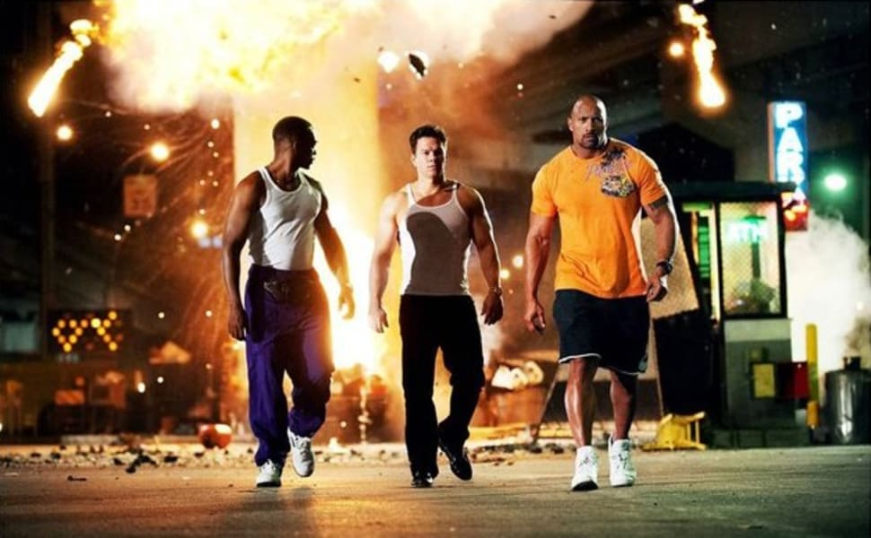 Movie Cliches Pain and Gain