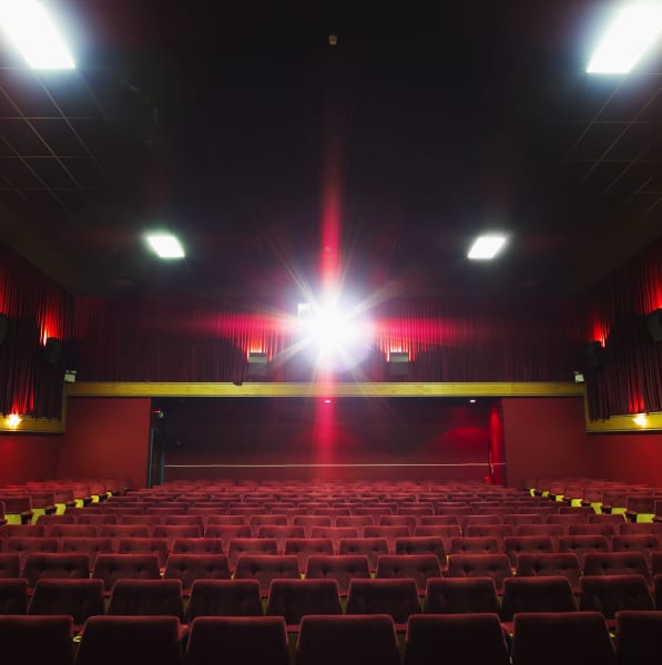 projection movie theater