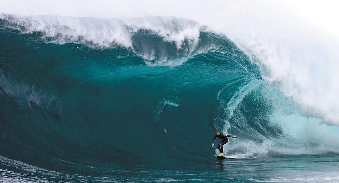 shippie big wave test