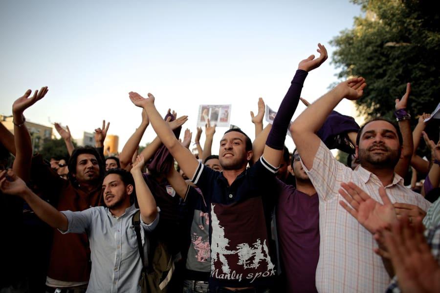iran elections 0616