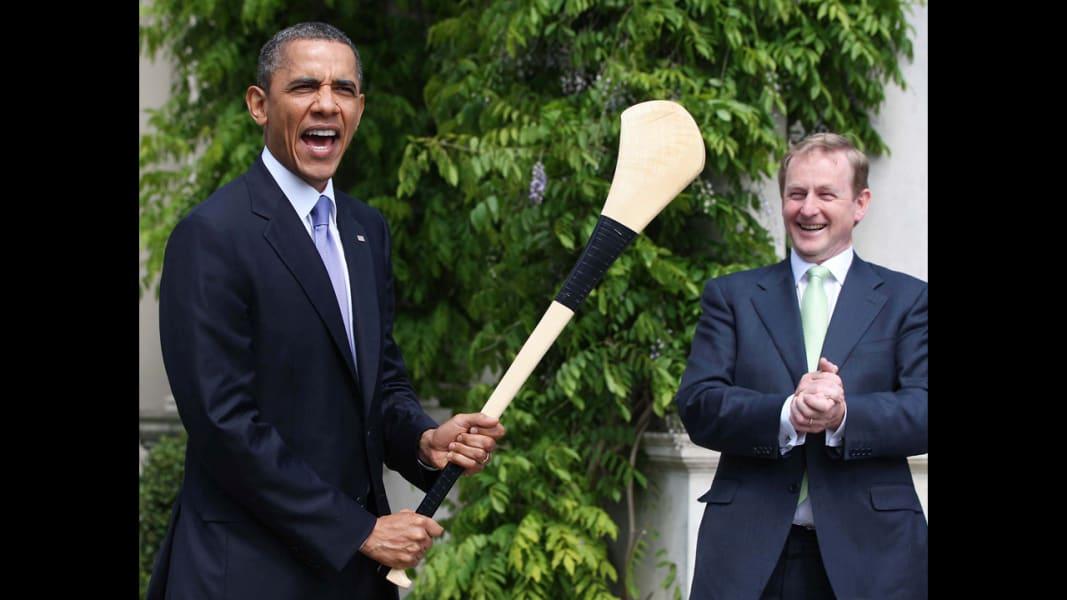 17 obama irish roots