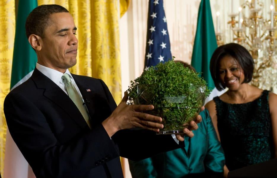 18 obama irish roots