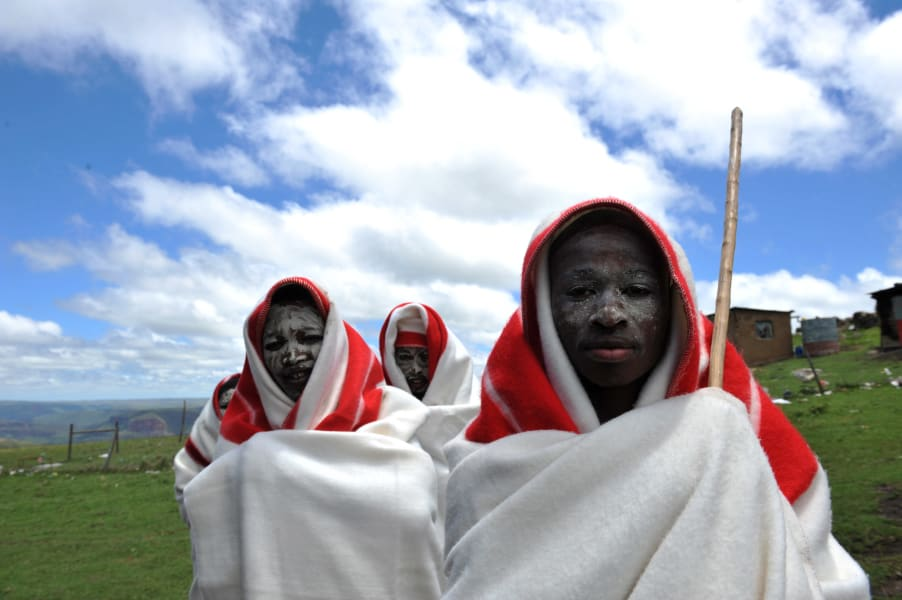 xhosa tribe south africa