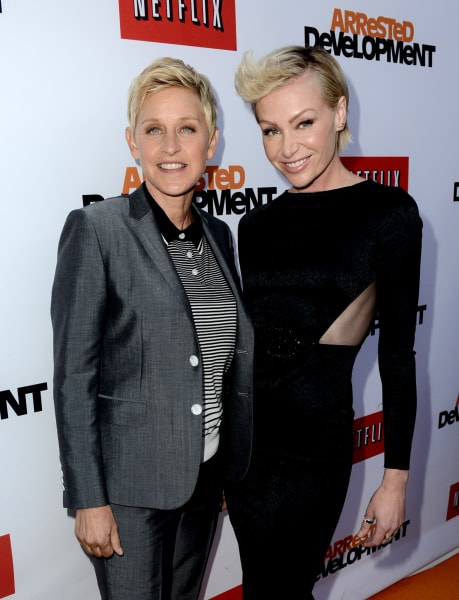 Gay marriage Ellen Degeneres Portia de Rossi