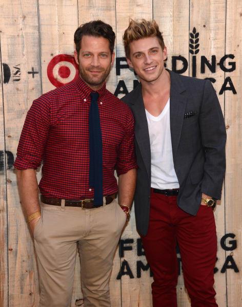 Gay marriage Nate Berkus Jeremiah Brent