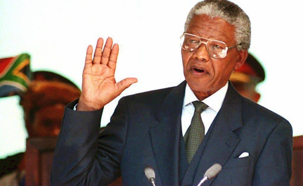 Mandela presidency years