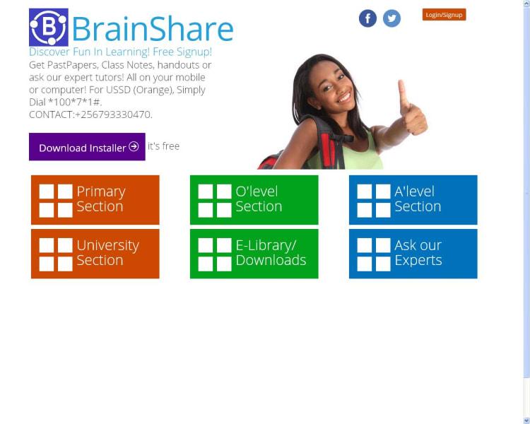 BrainShare best African startup