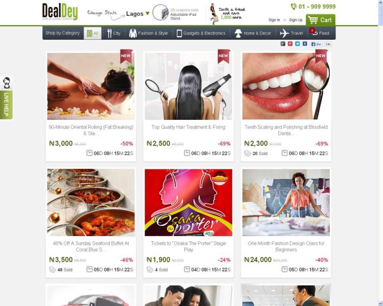 DealDey best African startup