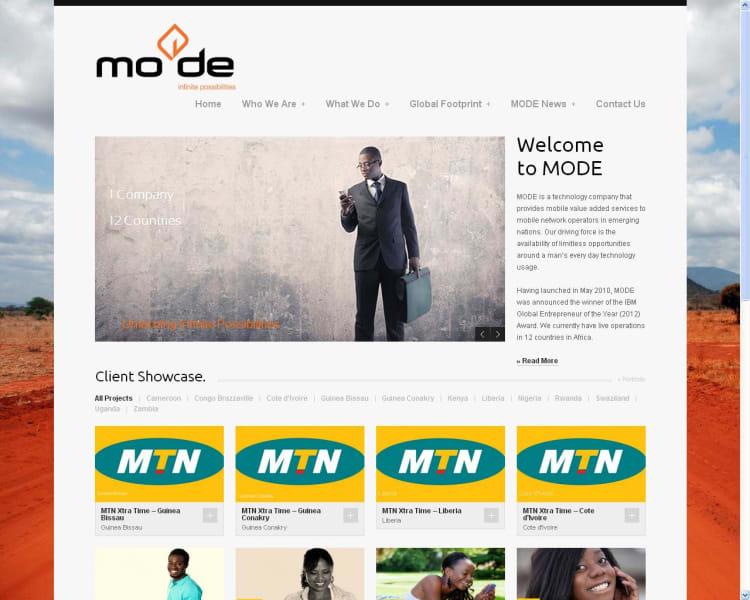 MoDe best African startup
