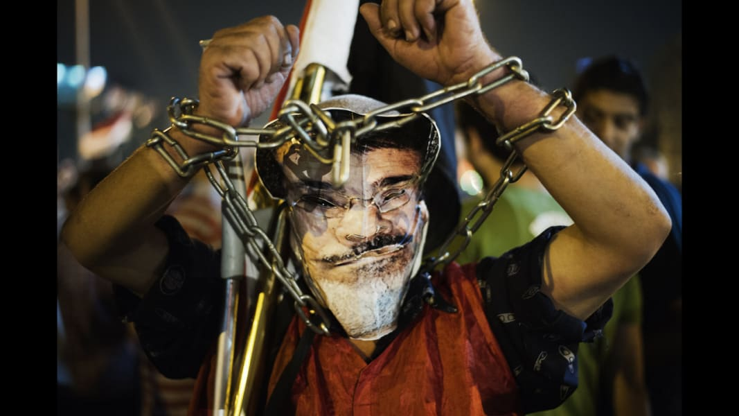 11 egypt protest
