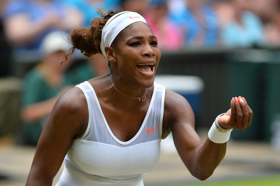 Serena Tennis