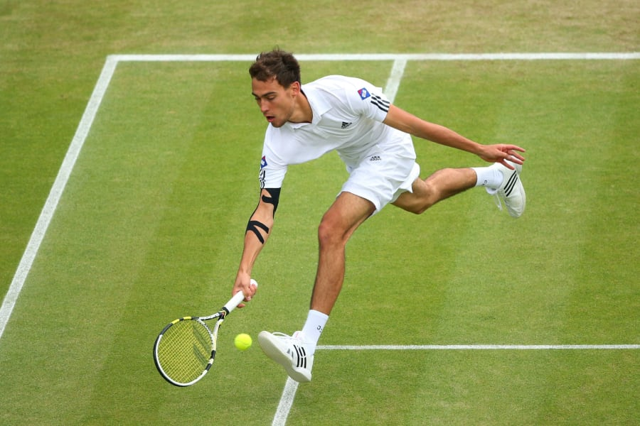 Tennis Jerzy Janowicz