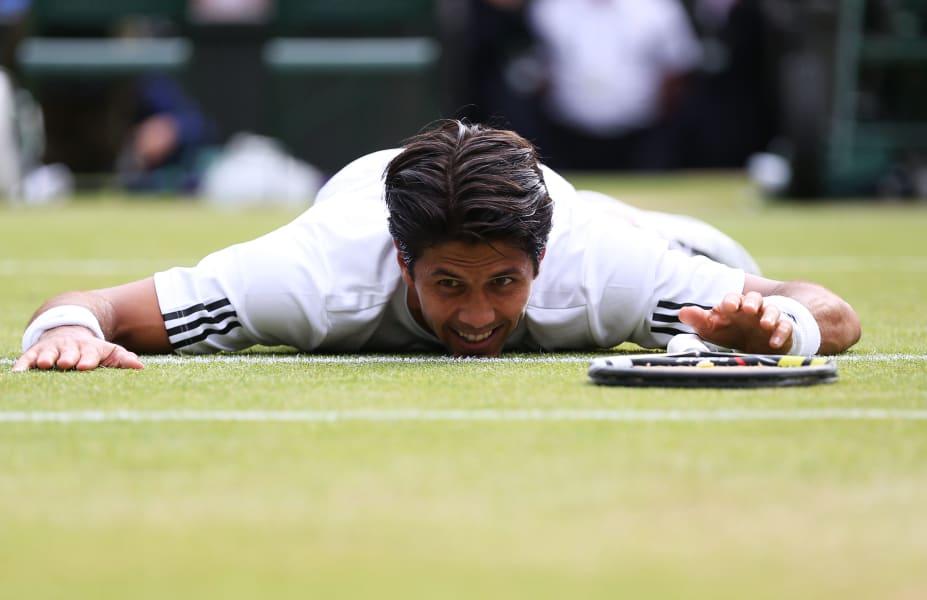 Tennis Wimbledon Verdasco