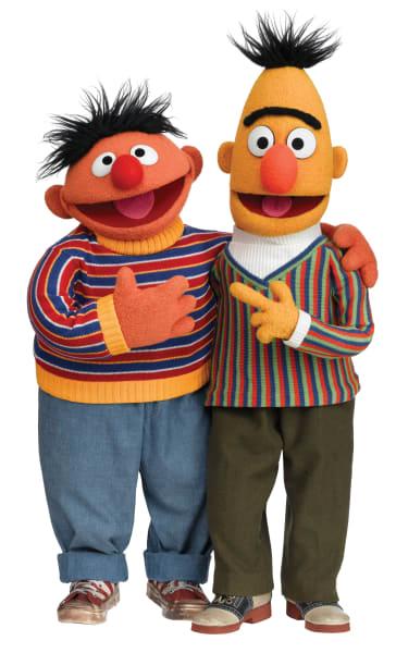 The Stars Of Sesame Street