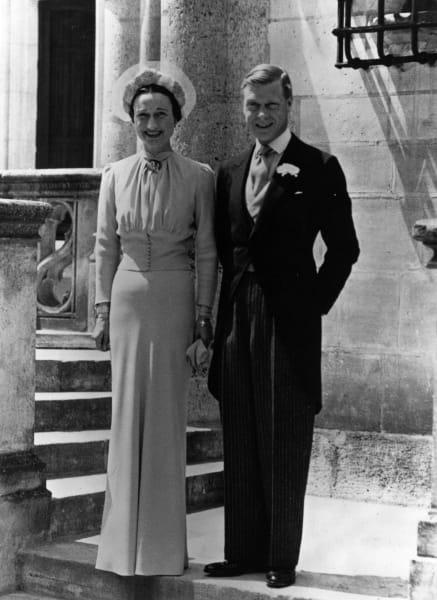 Duke and Duchess of Windsor Wallis Simpson