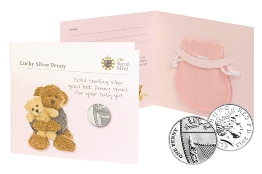 Royal baby penny