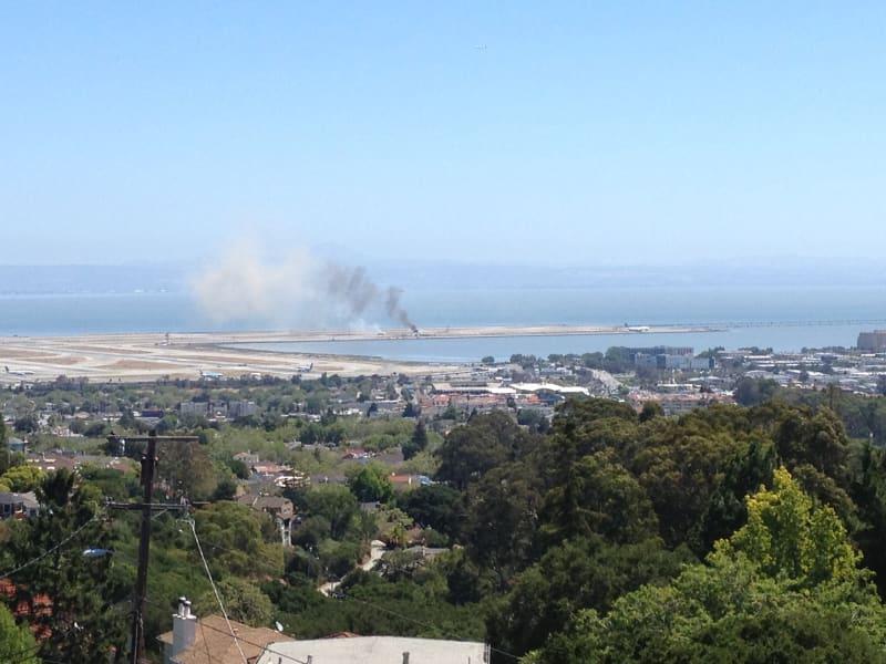 San Fransisco Plane Crash 04